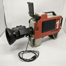 Ikegami ITC-730A Professional Color Broadcast TV Video Camera w/ Canon Lens