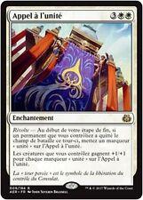 MTG Magic AER FOIL - Call for Unity/Appel à l'unity, French/VF