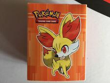 Pokemon Fennekin Deck Box by Ultra Pro Pokemon Trading Card Game TCG