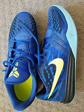 Barely used mens Nike Run the Line Kobe Bryant shoes Size 15