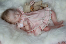 ADORABLE REBORN REALBORN EVELYN BOUNTIFUL BABY  NOW BEAUTIFUL GIRL *MUST SEE*