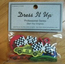 Dress it Up Professional Series START YOUR ENGINES Jesse James Co. New Sealed