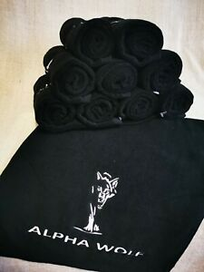 Gym Towel by Alpha Wolf