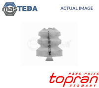TOPRAN REAR SUSPENSION RUBBER BUFFER BUMP STOP 721 805 G NEW OE REPLACEMENT