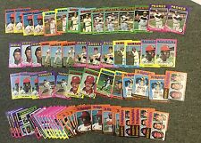 1975 TOPPS MINI BASEBALL CARD U-PICK SET BUILDER LOT (20 PICKS) EX-NRMT W/STARS