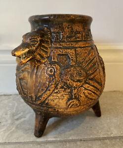 Jasba  154918 Aztec style tripod vase