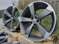 Audi Rotor Design Felgen  A4 S4 A6 S6 4G 8,5x 19 Zoll ET43 5x112 8K0601025CN WSP