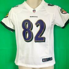 J.32 NFL Baltimore Ravens Torrey Smith #82 NIKE Player Jersey YOUTH Medium NICE!
