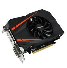 GIGABYTE NVIDIA GeForce GTX 1060 Mini ITX OC 3GB GDDR5 2DVI/HDMI/DisplayPort