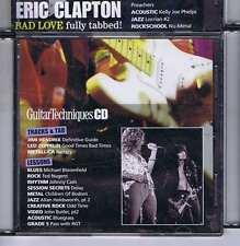 LED ZEPPELIN / HENDRIX / METALLICA CD GUITAR TECHNIQUES 137 2007