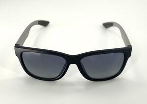 Prada Sport SPS03Q UR7-3AO Matte Black & Grey Sunglasses 03Q - Authentic