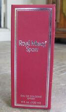 NIB Royal Mirage SPORT Eau de Cologne  BIG 4 OZ