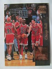 1996-97 Topps Stadium Club BKB Golden Moments #GM03 Michael Jordan Bulls