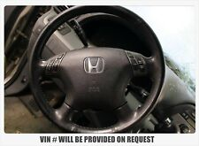 2005 - 2007 HONDA ODYSSEY DRIVER SIDE LEFT STEERING WHEEL AIRBAG