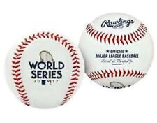 Rawlings Officially Licensed 2017 World Series Logo Replica Baseball New, Sealed