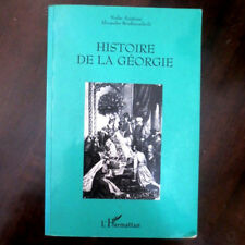 1997 Histoire De La Géorgie; Georgia History, საქართველო Грузия Caucasus- FRENCH
