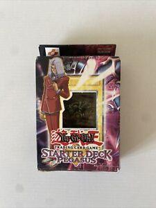 Yu-GI-Oh! - SDP Pegasus Starter Deck - Factory Sealed - N/A English Edition