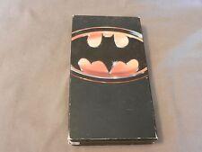 Batman (VHS, 1997) Michael Keaton, Jack Nicholson