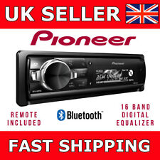 Pioneer DEH-80PRS Bluetooth Car Stereo High Spec CD MP3 Dual USB AUX IN HeadUnit