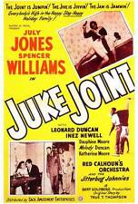 JUKE JOINT Movie POSTER 27x40