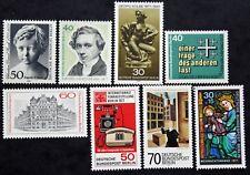 Sello BERLIN (ALEMANIA) 8 sellos de 1977 n (Cyn28) Stamp