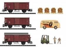 Trix 24028 Güterwagenset Kaffee-Transport (Kaffee Transport) DB Epoche III
