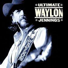 NEW Ultimate Waylon Jennings (Audio CD)