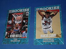 1996-97 BASKETBALL SPORTS ILLUSTRATED for KIDS CARD #'s 58 & 60 (2) NBA CARDS