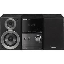 Panasonic Scpm602ebk Micro Hi Fi System