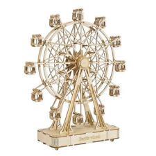Robotime Rolife Ferris Wheel Riesenrad Spieluhr Modell Nr. TGN01