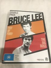 DOUBLE PACK BRUCE LEE FIST OF FURY - M RATED