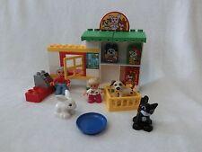 Lego Duplo Ville 5656 - Zoohandlung RARITÄT TOP ZUSTAND