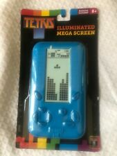 Tetris Illuminated Mega Screen Handheld Game (New in Package, Sealed) 2012