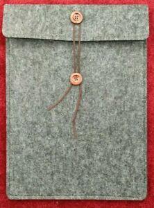 13 inch Laptop Bag Felt Sleeve Case Cover For MacBooks (29x Job Lot Bulk)
