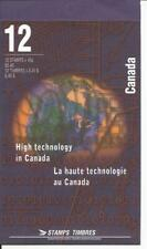 CANADA 1996 HIGH TECHNOLOGY  STAMP BOOKLET MNH