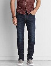 NWT American Eagle Men's EXTREME FLEX Slim Straight Jeans 36 x 34 (3581)