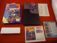 Mega Man 3 (Nintendo Entertainment System, 1990) NES COMPLETE w/ Box Megaman III