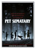 Nuovo Stephen King - Pet Sematary DVD (8319194)