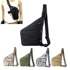 New Outdoor Gun Storage Unisex Fashion Sling Over Shoulder Crossbody Chest Bag