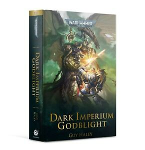 Dark Imperium III: Godblight Hardcover Black Library Book