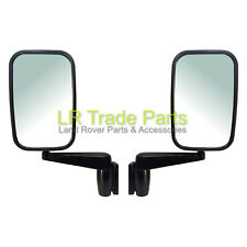 LAND ROVER DEFENDER 90 110 130 NEW DOOR WING MIRRORS WITH ARMS (PAIR) - MTC5217