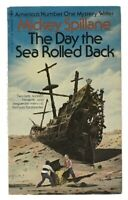Mickey Spillane: The Day the Sea Rolled Back SIGNED (INSCRIBED) FIRST PBK ED