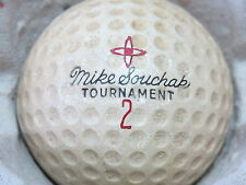 (1) Mike Souchak Signature Logo Golf Ball (Cir 1962 #2) Tournament
