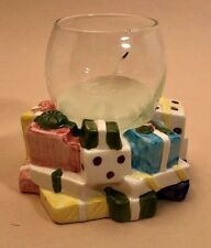 Stacked Gifts with Votive Candle Holder by Spode Christmas Tree / Rcpc