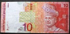 MALAYSIA RM10 AHMAD DON SIDE SIGNATURE BANKNOTE -  (AF 9751288)