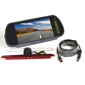 Vardsafe   Brake Light Rear View Reverse Backup Camera Kit for Mercedes Sprinter