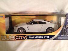 Jada  1/18 2009 Nissan GT-R