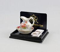 """9911038 Reutter Puppenstuben-Miniatur """"Wasch-Set"""""""