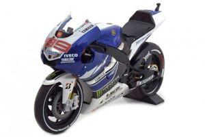 1:12th Yamaha YZR-M1 Jorge Lorenzo 2013
