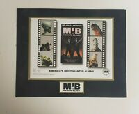 Men In Black Limited Edition 1997 America's Most Wanted Aliens Litho-Cel